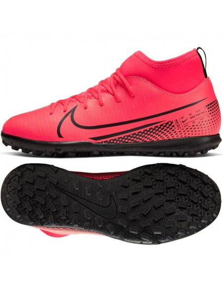 Buty Nike JR Mercurial Superfly 7 Club TF AT8156 606