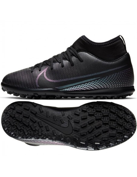 Buty Nike JR Mercurial Superfly 7 Club TF AT8156 010