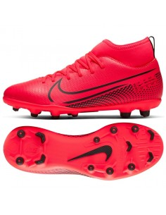 Buty Nike JR Mercurial Superfly 7 Club FG/MG AT8150 606