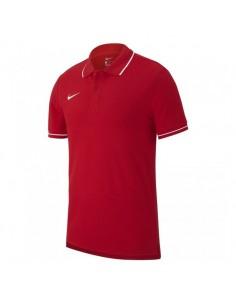 Koszulka Nike Polo Y Team Club 19 AJ1546 657