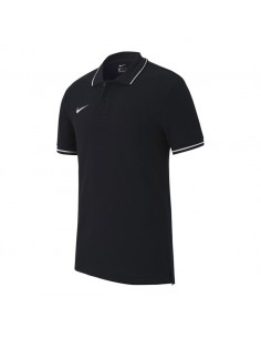 Koszulka Nike Polo Y Team Club 19 AJ1546 010