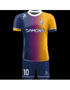 Strój piłkarski Damons Bravo3