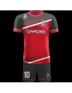 Strój piłkarski Damons Bravo4
