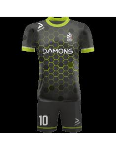 Strój piłkarski Damons Bravo5