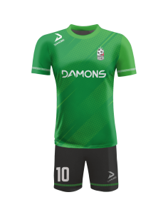 Strój piłkarski Damons Bravo6