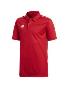 Koszulka adidas Polo Core 18 Y CV3681