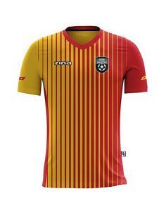 Koszulka Piłkarska Sublimowana Zina Tigra 09