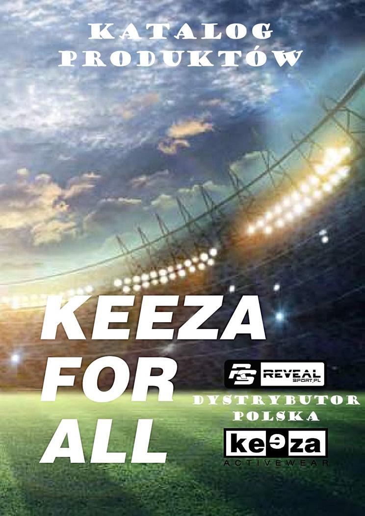 katalog produktów Keeza