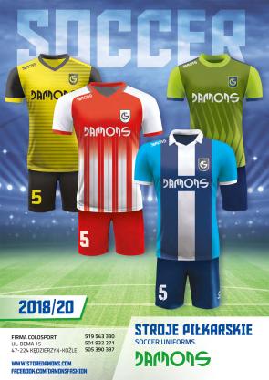 katalog soccer